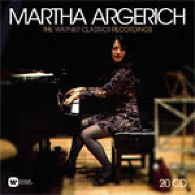 マルタ・アルゲリッチ ワーナー・クラシックス録音集1965-2006 20CD 輸入盤