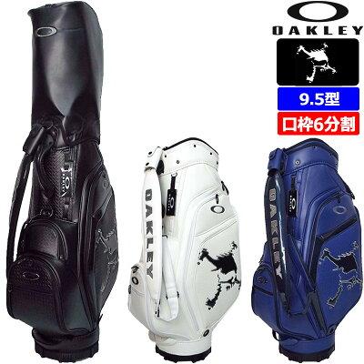 オークリー ゴルフ 921567JP スカル キャディバッグ OAKLEY SKULL GOLF ゴルフバッグオークリーキャディバッグ