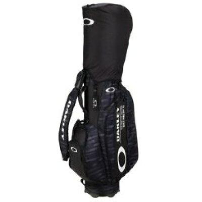 オークリー OAKLEY ゴルフバッグ BG GOLF BAG 13.0 ブラックプリント 921568JP-00G
