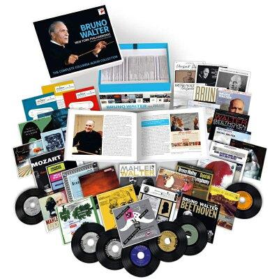 ブルーノ・ワルター ザ・コンプリート・コロンビア・アルバム・コレクション 77CD 輸入盤