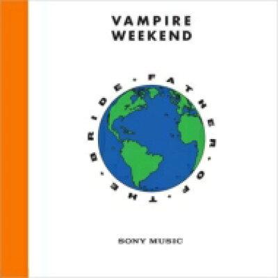 輸入盤 VAMPIRE WEEKEND / FATHER OF THE BRIDE CD