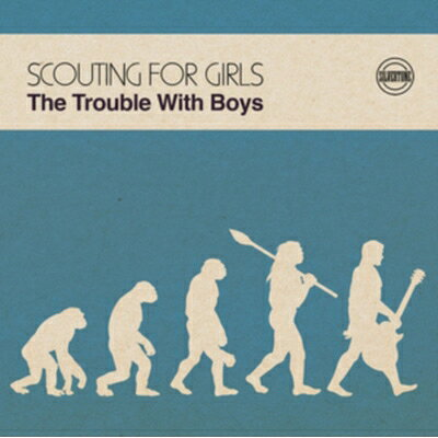 Scouting For Girls スカウティングフォーガールズ / Trouble With Boys 輸入盤