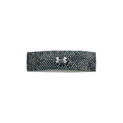 アンダーアーマー UNDER ARMOUR パーフェクトヘッドバンド2.0 UA Perfect Headband 2.0 003:BLK/GPH/MSV 1291067 レディース