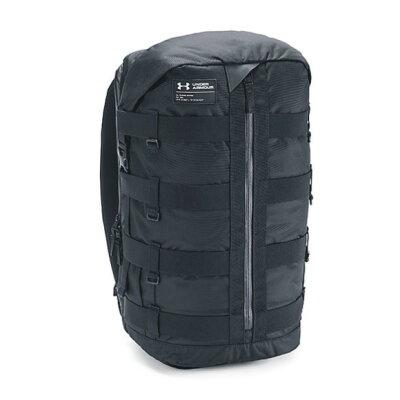 アンダーアーマー UNDER ARMOUR バックパック UA PURSUIT OF VICTORY GEAR BAG 290:デザートサンド/ブラック 1316957