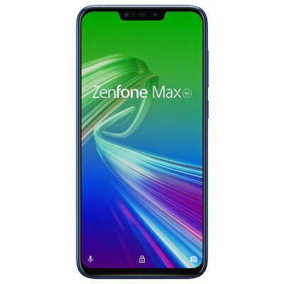 ASUS SIMフリースマトフォン ZB633KL-BL64S4