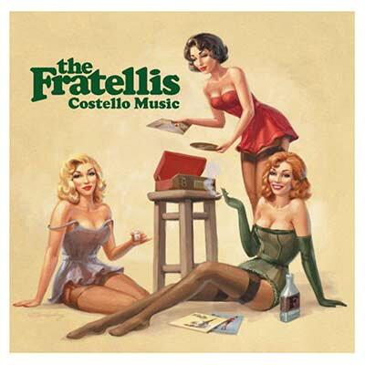 Fratellis フラテリス / Costello Music 輸入盤