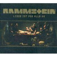 Rammstein ラムシュタイン / Liebe Ist Fur Alle Da 輸入盤