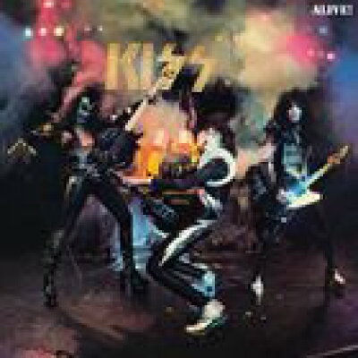 Kiss キッス / Alive 180gr