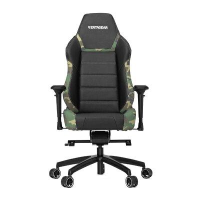 VERTAGEAR Vertagear Racing Series P-Line PL6000 Gaming Chair Camouflage VG-PL6000_CM ゲーミングチェア/カモフラージュ PL6000シリーズ VGPL6000CM