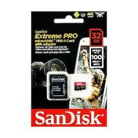EXTREME PROシリーズ/V30対/4K SANDISK SDSQXCG-032G-GN6MA R100MB/s
