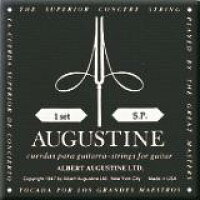 クラシックギター弦 オーガスチン BLACK AUGUSTINE ブラック 黒