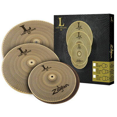 Zildjian L80 Low Volume (ジルジャン) L80 LOW VOLUME 468 BOX