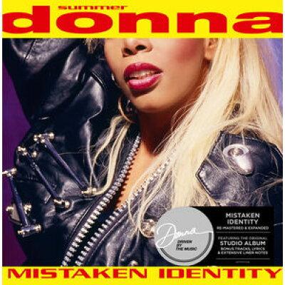 Donna Summer ドナサマー / Mistaken Identity 輸入盤