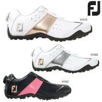 フットジョイ FJ ロープロ スポーツ スパイクレス ボアゴルフシューズ FOOTJOY レディース