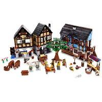 LEGO 10193 CASTLE Medieval Market Village(レゴ キャッスル 中世のマーケットヴィレッジ)