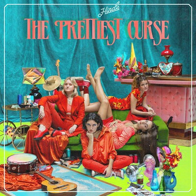 HiNDS / Prettiest Curse 輸入盤