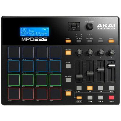 AKAI アカイ / MPD226 MIDIコントローラー