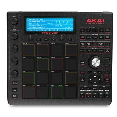 AKAI Professional アカイプロフェッショナル MPC STUDIO BLACK ポータブル・プロダクション・スタジオ