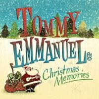 Tommy Emmanuel トミーエマニュエル / Christmas Memories