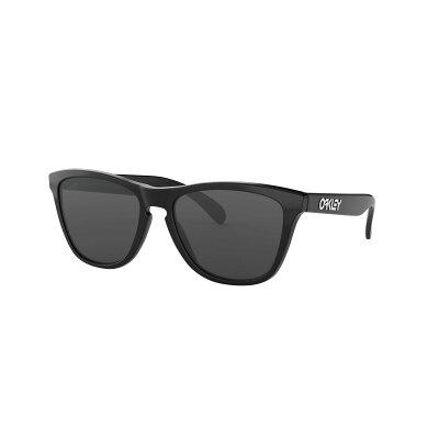 オークリー OAKLEY FROGSKINS フロッグスキン Polished Black/Gray OO9245-01