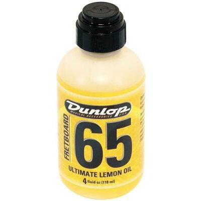 Dunlop ダンロップ  レモンオイル FRETBOARD 65 #6554 / JIM DUNLOP