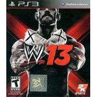 WWE 13 輸入版:北米