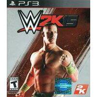 PS3ソフト 北米版 WWE 2K15 02P09Jul16
