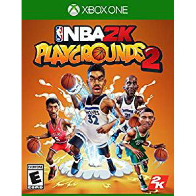 NBA 2K Playgrounds 2 輸入版 北米 / XboxOne