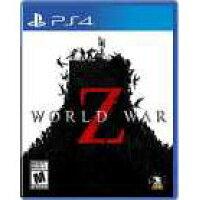 PS4 北米版 World War Z Mad Dog Games