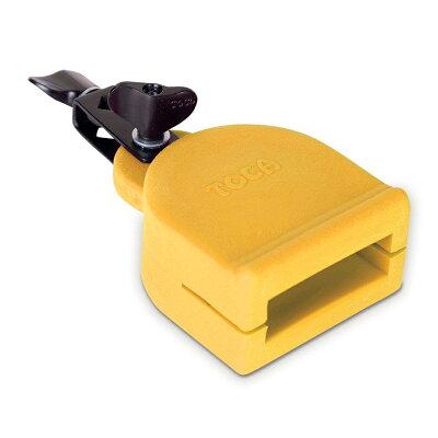 TOCA トカ / 3/2 Clave Block-Yellow w/swivel mount T32BYクラーベブロック