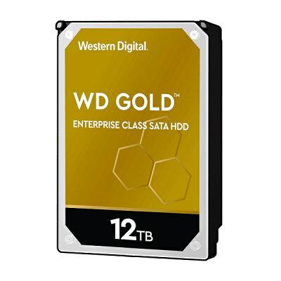 WesternDigital WD Gold シリーズ (エンタープライズクラス SATA HDD) WD121KRYZ