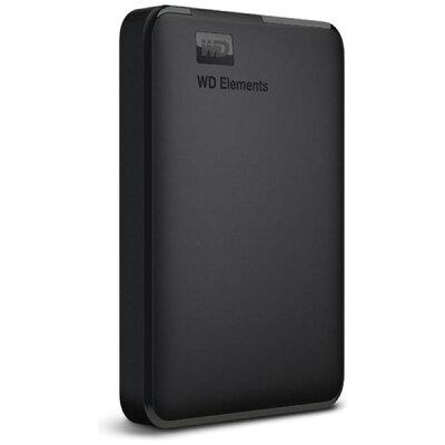 WD Elements Portable HDD ポータブルハードディスク WDBUZG0020BBK