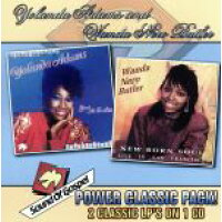 Yolanda Adams / Wanda Nero Butler / Just As I Am / New Born Soul 輸入盤