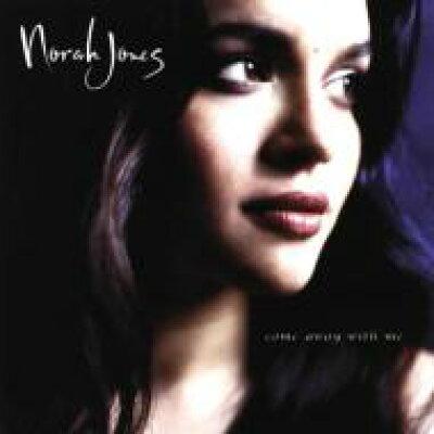 NORAH JONES ノラ・ジョーンズ COME AWAY WITH ME CD