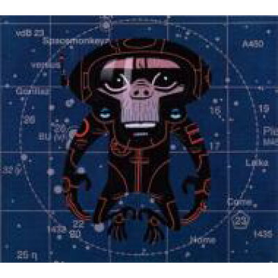 Space Monkeyz Vs Gorillaz / Laika Come Home 輸入盤