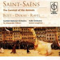 Saint-Saens サン=サーンス / Le Carnaval Des Animaux: Gibson / Scottish National.o 輸入盤