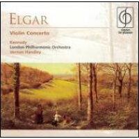 Elgar エルガー / Violin Concerto: Kennedy Vn Handley / Lpo 輸入盤