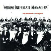 輸入洋楽CD fountains of wayne / Welcome Interstate Managers(輸入盤)
