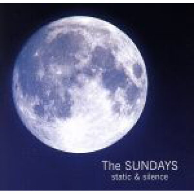 Sundays / Static & Silence 輸入盤