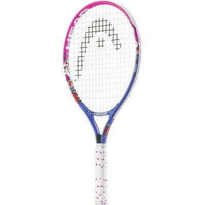 ヘッド HEAD テニスジュニアラケット Maria 21 マリア21 ガット張り上げ済み 233428