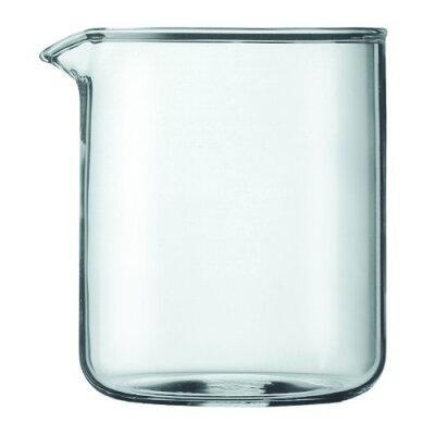 スペアガラスボダムSPARE BEAKER スペアガラス 0.5L用 1504-10 10