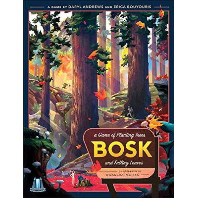 Bosk 和訳輸入版