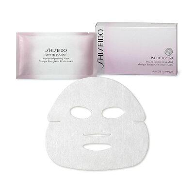 shiseido 資生堂ホワイト ルーセント パワー ブライトニング マスク  x
