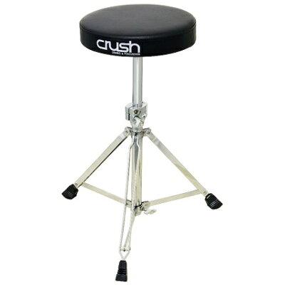 Crush/クラッシュ DTR100 ドラムスローン ドラムイス
