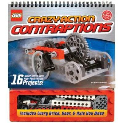 (レゴ)(テクニック)Lego Crazy Action Contraptions(LEGO)