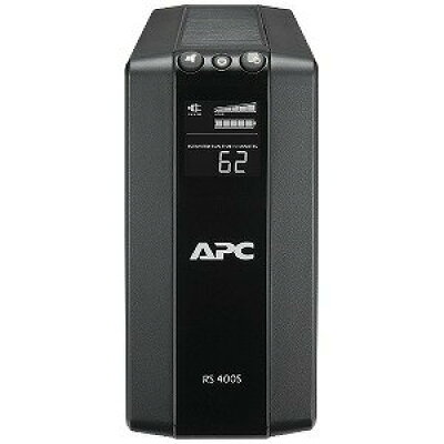 BR400S-JP APC RS 400VA Sinewave Battery Backup 100V