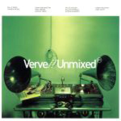 Verve Unmixed 輸入盤