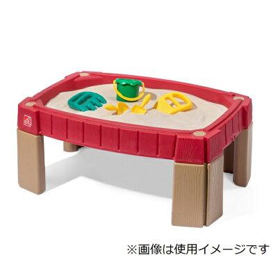 (Step2)サンド テーブル(砂遊び)(Naturally Playful Sand Table)