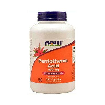 パントテン酸 ビタミンb5