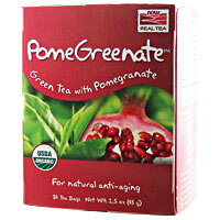 Now Foods PomeGreenate Tea, 24 bags